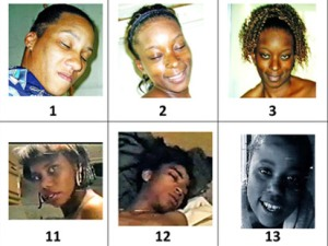 Serial killer photos